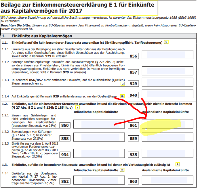 Anlage für die ergänzenden Angaben für alle ausländischen Einkünfte und Steuern. Die Anlage AUS ist auch bei bestehenden Doppelbesteuerungsabkommen einzureichen.